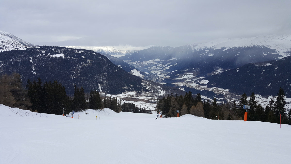 Tag 1 Berger Alm
